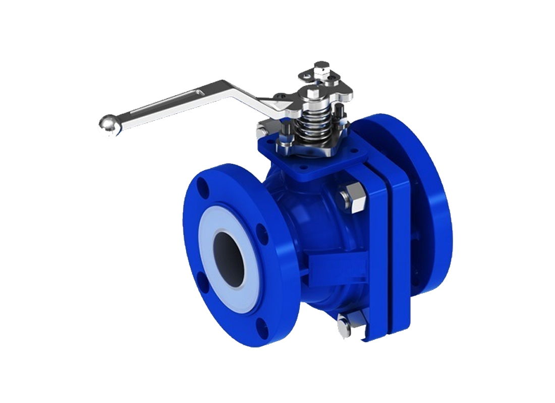 ptfe-lined-ball-valve-manufacturer-supplier-Mumbai-India
