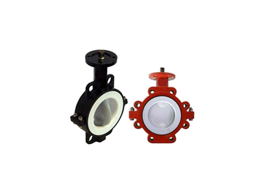 PTFE-Lining-Coating-Valves